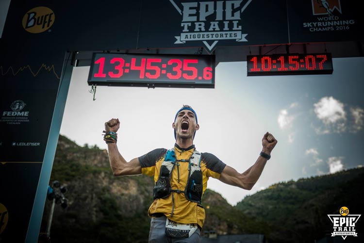 Manuel Anguita Epic Trail