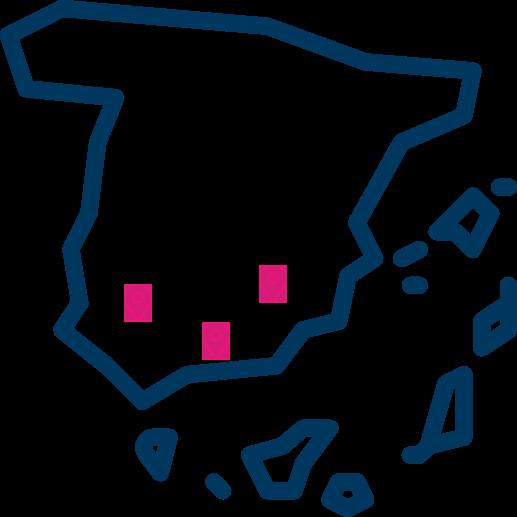 Distribuidores en España